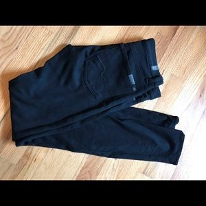 7 For All Mankind Jeans - 7 for all mankind super skinny leggings